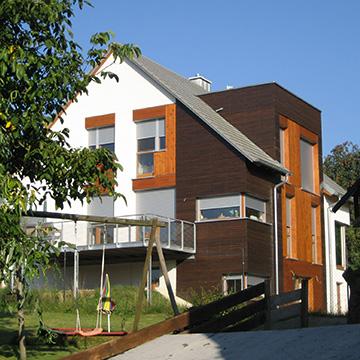 einfamilien haus bauen in aschaffenburg und umgebung bahmer architektur. Black Bedroom Furniture Sets. Home Design Ideas